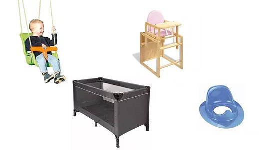 Accessoires pour bébés